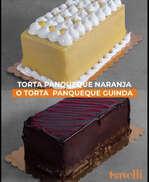 Ofertas de Tavelli, Torta o panqueque de naranja-guinda