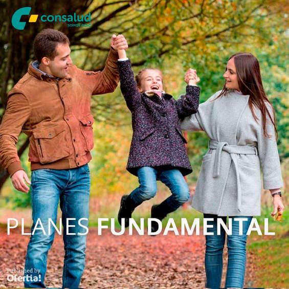 Ofertas de Consalud, Planes Fundamental