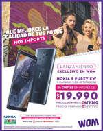 Ofertas de WOM, Nuevo Nokia 9