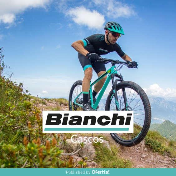 Ofertas de Bianchi, Cascos