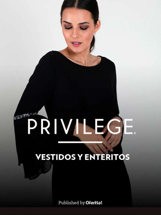Ofertas de Privilege, Vestidos Y Enteritos