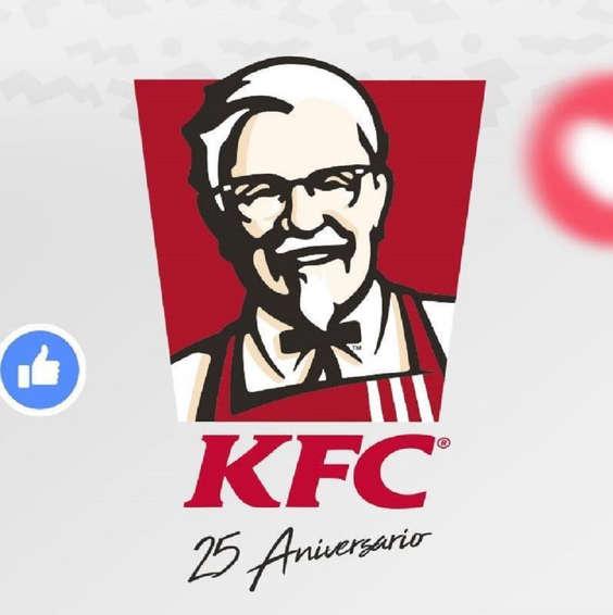 Ofertas de KFC, Salad chicken cesar is coming