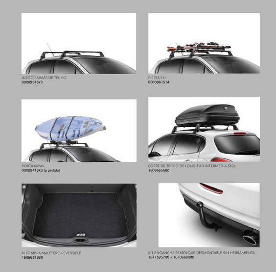 Ofertas de Peugeot, Nuevo 208