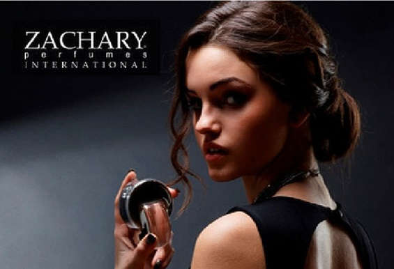 Ofertas de Zachary Perfumes, Novedades