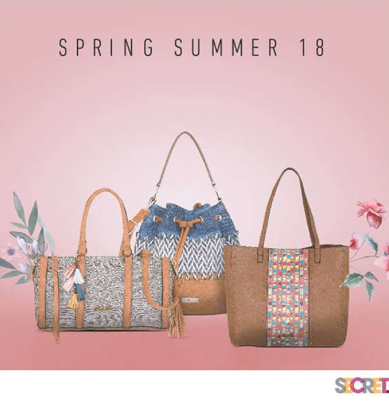 Ofertas de Carteras Secret, Spring Summer 18