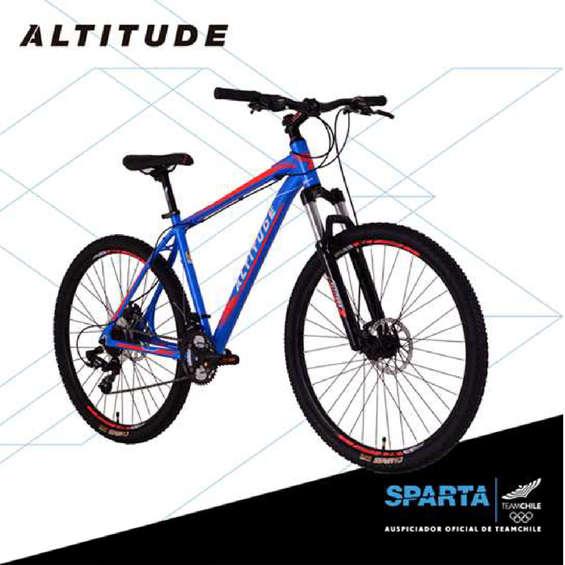 Ofertas de Sparta, Altitude colección