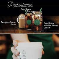 Lo nuevo de Starbucks