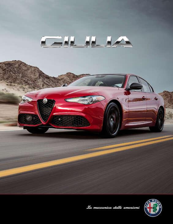 Ofertas de Alfa Romeo, ALFA ROMEO GIULIA