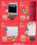 Ofertas de ABCDIN, volvieron los combos electrodomésticos