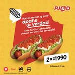 Ofertas de Pedro, Juan & Diego, Italianos promo