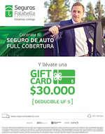 Ofertas de Banco Falabella, Seguro De Auto