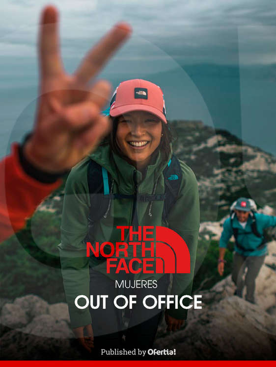 Ofertas de The North Face, Out Of Office Mujer
