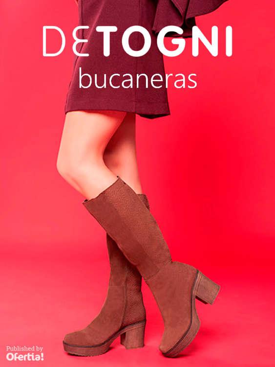 Ofertas de Detogni, Bucaneras