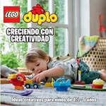 Ofertas de Lego Store, creciendo con creatividad