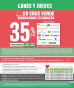 Ofertas de Cruz Verde, Ofertas De Invierno