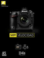 Ofertas de Nikon, Nikon D4S