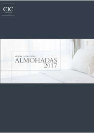 colección almohadas 2017