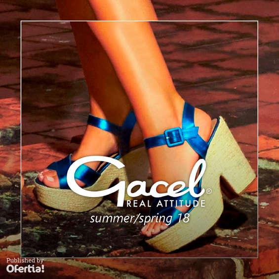 Ofertas de Gacel, Summer Spring '18