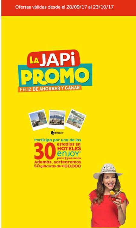 Ofertas de Santa Isabel, La japi promo