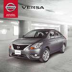 Ofertas de Nissan, nuevo versa