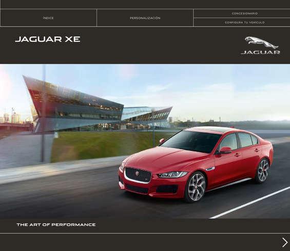 Ofertas de Jaguar, Jaguar XE