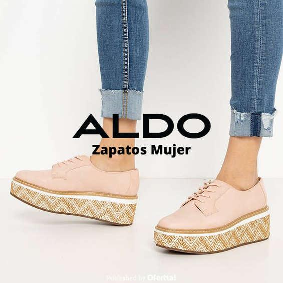 Ofertas de Aldo, Zapatos Mujer