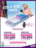 Ofertas de WOM, Galaxy Note 10|10+