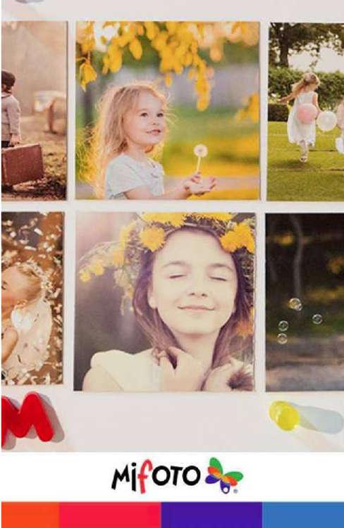 Ofertas de Mi Foto, promociones