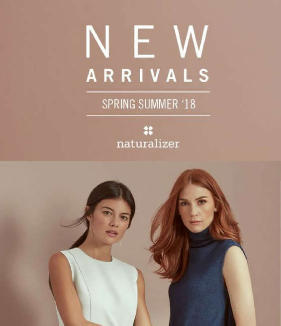 Ofertas de Luxury, New Arrivals Naturalizer
