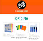 Ofertas de Lápiz López, Oficina