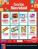 Ofertas de Santa Isabel, Santa navidad