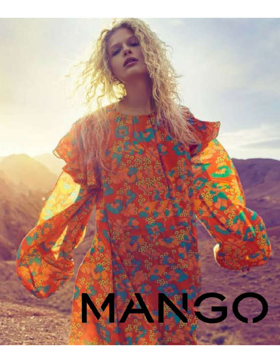Ofertas de Mango, Beyond the mirror