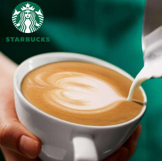 Ofertas de Starbucks, Happy May 2x1
