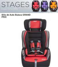 Sillas para auto Stages