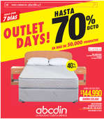 Ofertas de ABCDIN, outlet days!