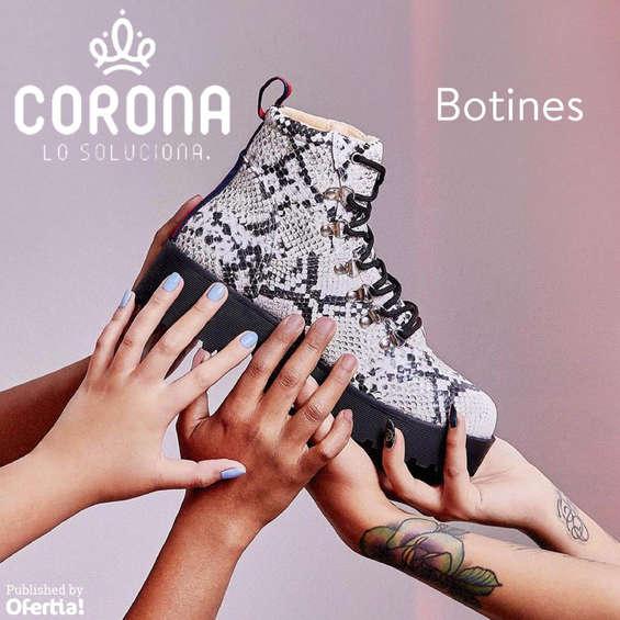 Ofertas de Corona, Botines