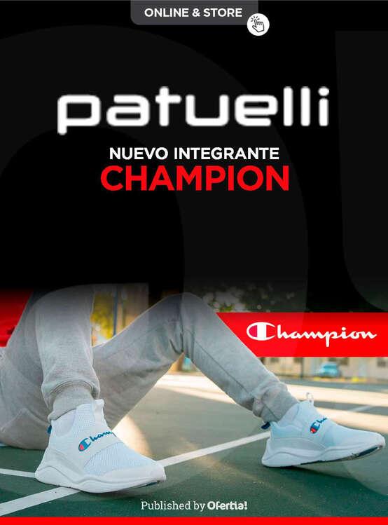 Ofertas de Patuelli, Champion
