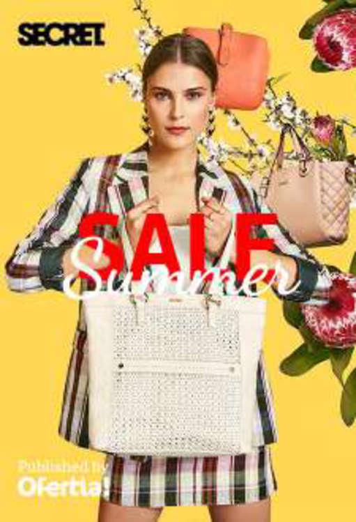 Ofertas de Carteras Secret, Summer Sale