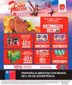 Ofertas de Unimarc, Caída De Los Precios
