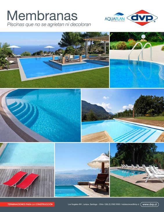 Ofertas de De Vicente Plasticos, membranas aquaplan