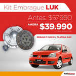 Ofertas de Autoplanet, Kit Embrague