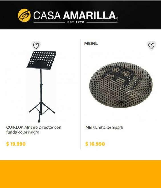 Comprar accesorios instrumento m sica en santiago Casa amarilla santiago