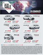 Ofertas de Toyota, factory sale