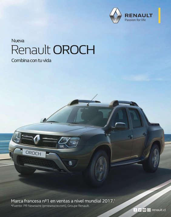 Ofertas de Renault, OROCH