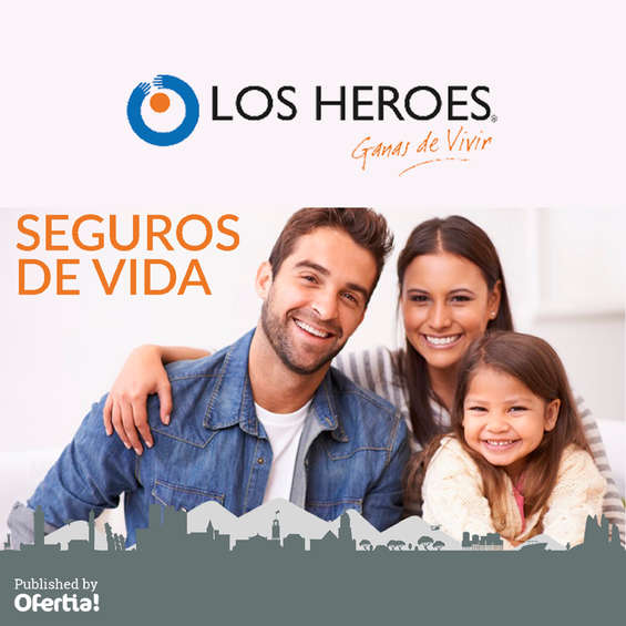 Ofertas de Los Heroes, Seguros de Vida