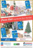 Ofertas de HomeCenter Sodimac, Liquidación Deco Navidad