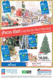 Liquidación Deco Navidad
