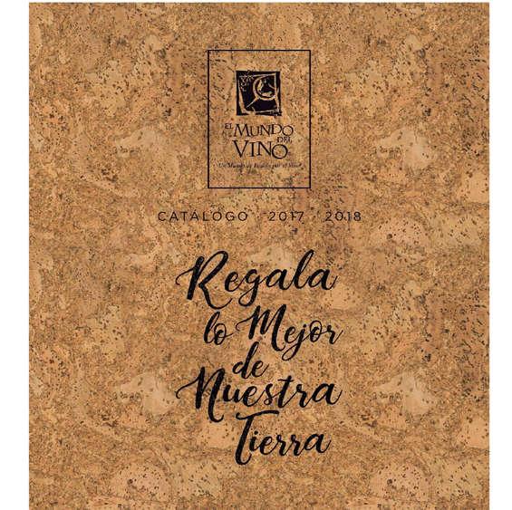 Ofertas de El Mundo del Vino, Catálogo de Regalos