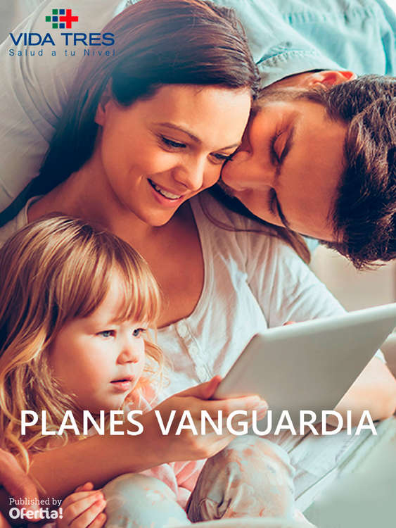 Ofertas de VidaTres, Planes Vanguardia