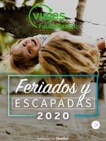 Ofertas de Viajes Falabella, Feriados Y Escapadas 2020